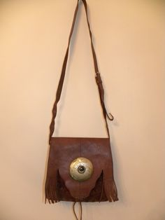 1970s leather bag #1970s #leather #bag #purse