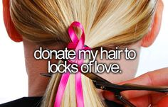 locks of love.