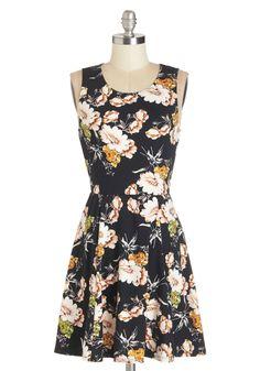 Fresh Flower Arrangement Dress $79.99