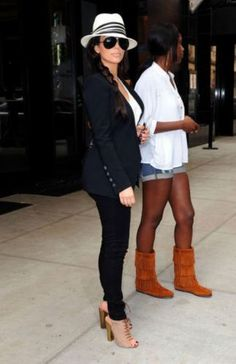 Kim Kardashian the O.G.