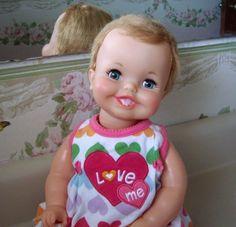Ideal Tubsy Wubsy Doll-1967