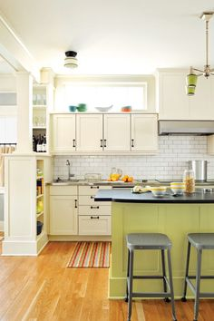 Photo: Alex Hayden | thisoldhouse.com | from Creating Order in a Craftsman Bungalow