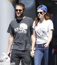 Get exclusive pics of Robert Pattinson & Kristen Stewart here!