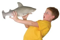Ginormous Grow Shark at theBIGzoo.com, a family-owned gift shop with 12,000+ animal-themed items.