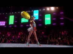 Behind the 2013 Victoria's Secret Fashion Show Trends: PINK Network - YouTube