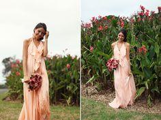Weddings Fresh / Wedding Style Expert: What to wear...long bridesmaid dresses!