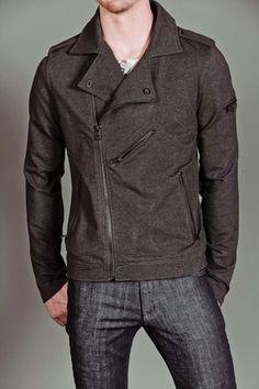 Biker jacket for the guy