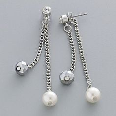 bead earrings