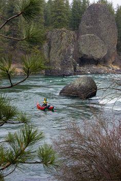Spokane River ~ Spokane, WA
