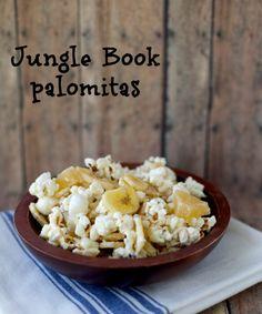 Jungle Book palomitas o cabritas | En mi cocina hoy  #LoMasVital #spon