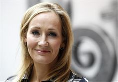 2.) Entrepreneurial female icon- J.K. Rowling #modcloth #makeitwork