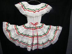 Girls Fiesta Mexican Dress...again my daughters...Love!