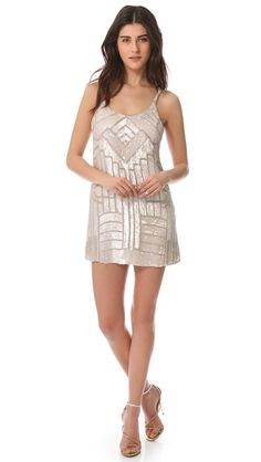 Hayden dress by Parker - one of my favorite dresses for the bride to wear to her bachelorette
