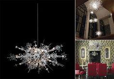 #starburst #chandelier