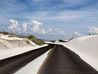White Sands National Monument - HawkeBackpacking.com