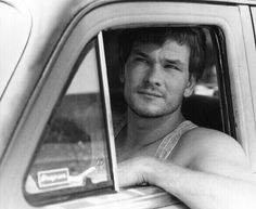 Patrick Swayze....my first crush!