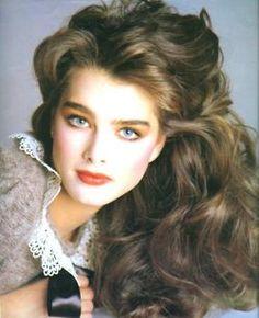 80s, happy birthdays, style, brook shield, francesco scavullo, beauti peopl, beauti icon, brooke shields, hair