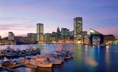 Inner Harbor-Baltimore, MD