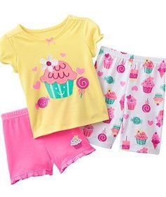Jumping Beans Sweets Pajama Set