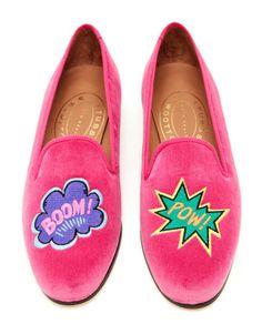 Stubbs & Wootton Pow Dress Slippers
