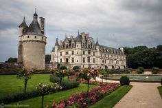 Favourite photos of Château de Chenonceau in the Loire Valley, France