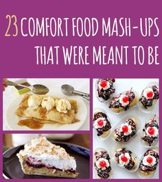 23 Comfort Food Mash-Ups That Were Meant To Be jelli pie, peanuts, sweet, pies, pie recip, jelly, peanut butter, comfort foods, dessert
