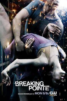 Breaking Pointe ad featuring Allison DeBona and Rex Tilton
