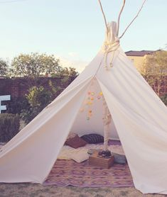 Teepee | Festival Of Nay
