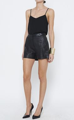 who says shorts can't be dressy