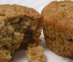 Applesauce Oatmeal Muffins 1