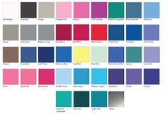 Summer colors: Knowing What Your True Color Palette Is.