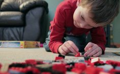 Six Benefits of Lego Play for Children... especially those children with Autism