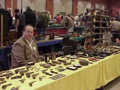 What makes me a man? I'd say going to gun shows. Yep. That makes me a MAN.