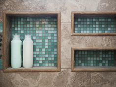 Flipping the Block: Tour the Finished Bathrooms - SIlver team's upstairs bathroom