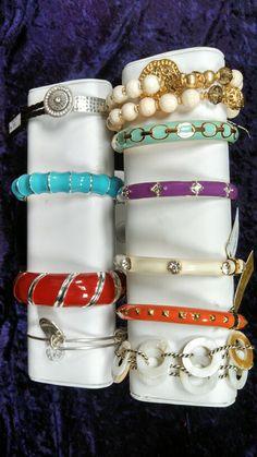 11 new bracelets!!!