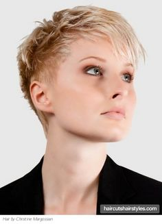 New Pixie Haircut For 2012 | gorgeous short pixie haircut short hairstyles gallery