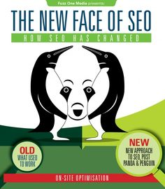 The New Face of SEO: How #SEO Has Changed [INFOGRAPHIC]