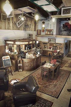 Dosey Doe Coffee Shop