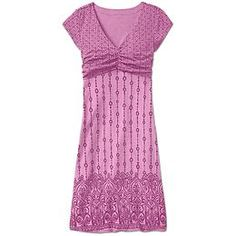 Dhara Dress   Athleta--this looks good on--hides the muffin top:)