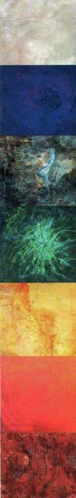 Chakras.   www.chakrapsychology.co.uk paint inspiron, thirti year, abstract expression, paint repres, psycholog cours