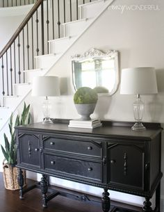 buffet as entry table