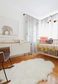 Gender Neutral Nursery Decor + inspirations