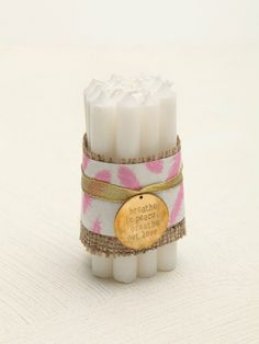 Free People 12 Short Candle Bundle, $24.00