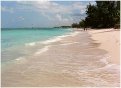 Melissa's Favorite Vacation Spot- Turks and Caicos