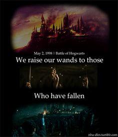 May 2, 1998- Battle of Hogwarts