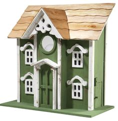 birdhouses, suction cupsmount, window, acrylics, acryl backhow, clear birdhous, light, garden, birds
