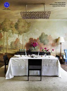 Stefano Pilati's Paris apartment