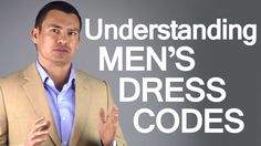 A Guide To Social Dress Codes for Men | Black Tie | Business Dress Codes | Casual Dress Code #menswear #dresscodes