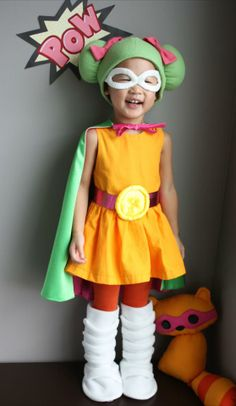 Dyna Might #lalaloopsy #costume
