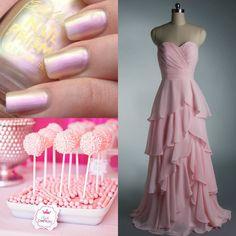 pink abiti da cerimonia